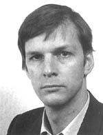 h Sergej Prokofieff in het midden-aan het einde van de jaren tachtig in het westen